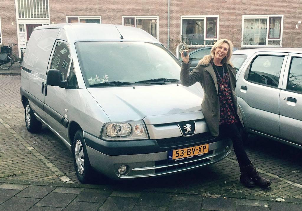 Peugeot Partner aankoop