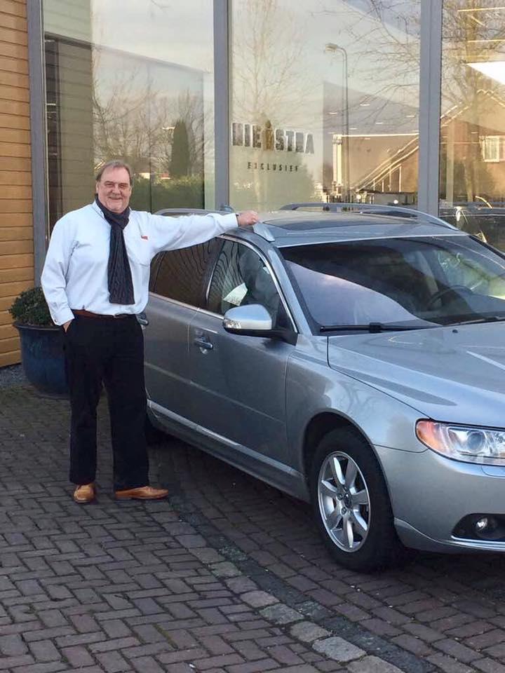 Volvo V70 aankoop.