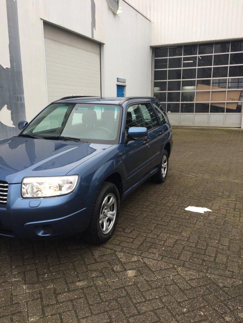 Subaru Forester aankoop