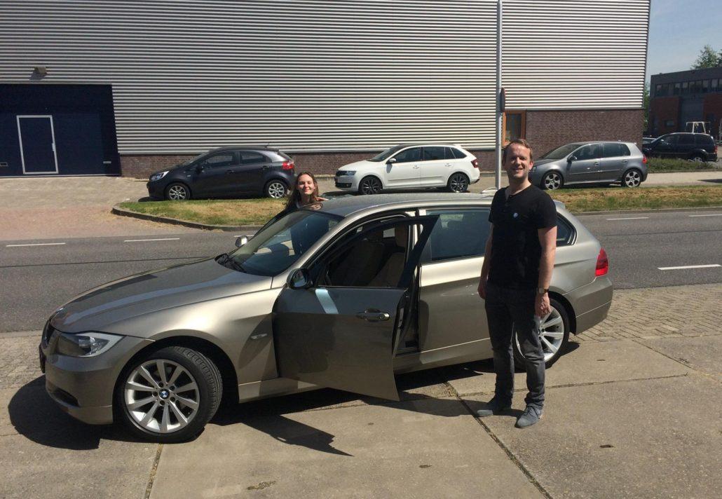 BMW 318i aankoop