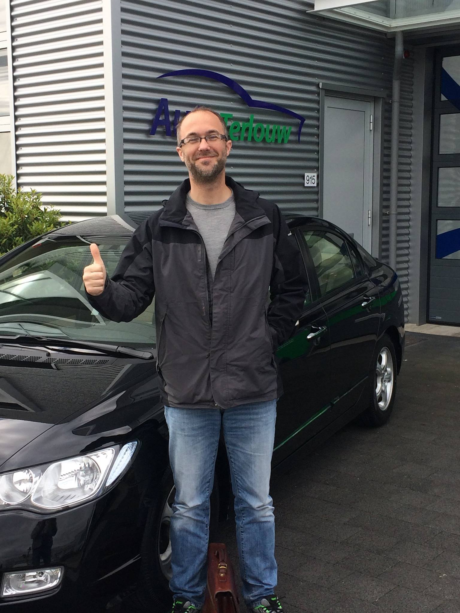 Honda Civic Hybrid aankoop