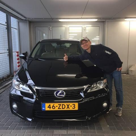 Lexus CT 200 H aankoop