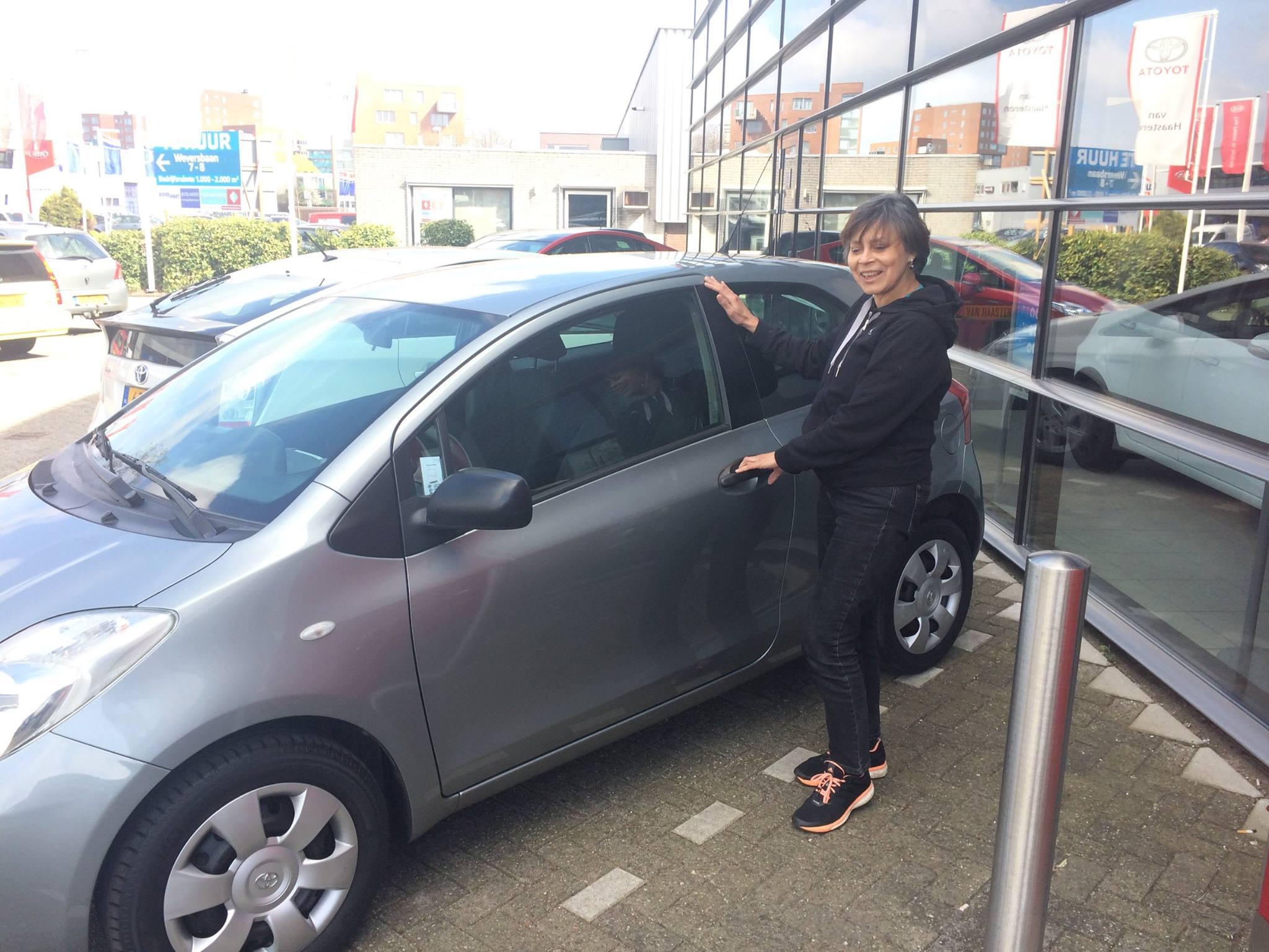 Toyota Yaris aankoop