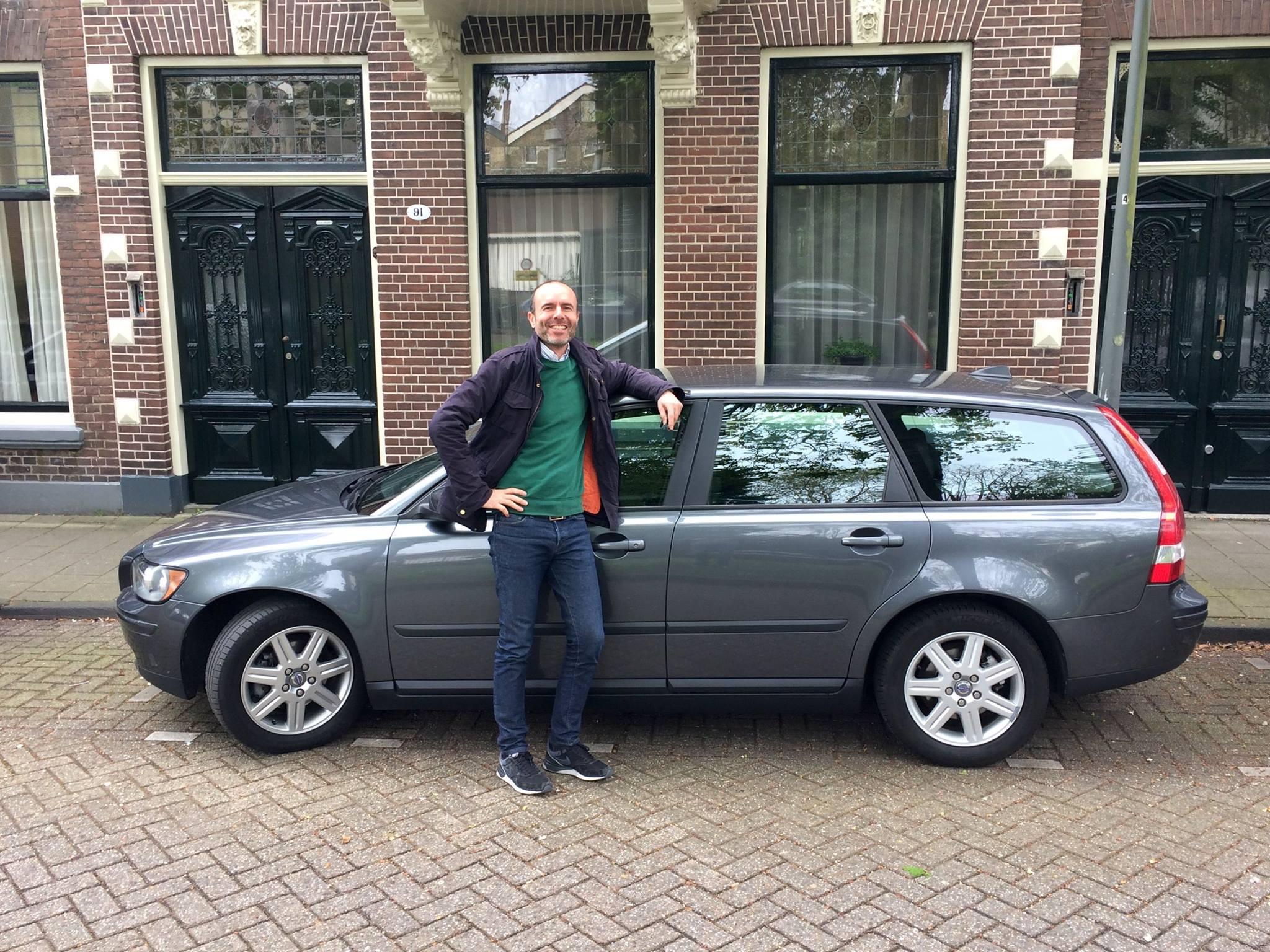 Volvo V50 aankoop
