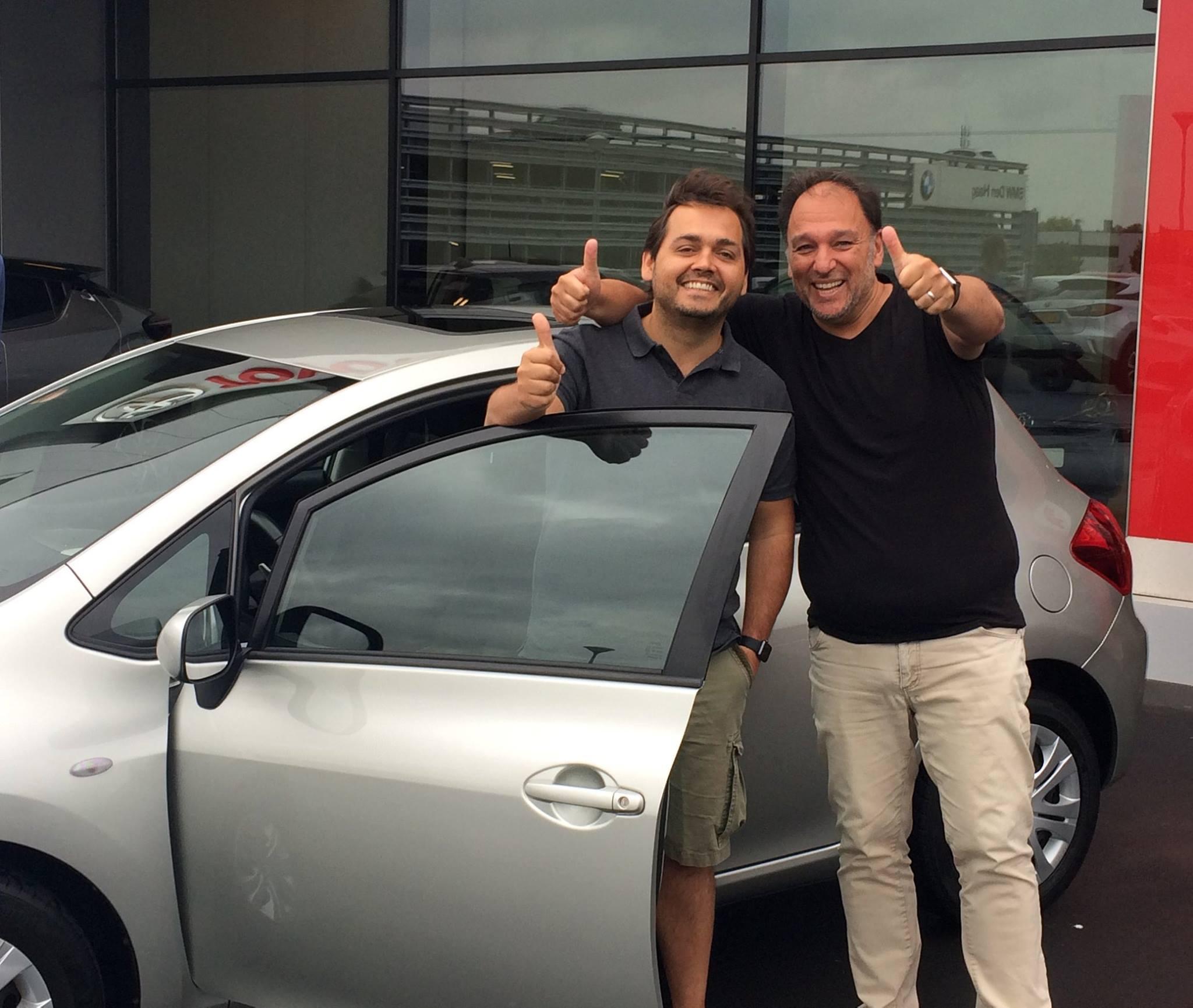 Toyota Auris aankoop
