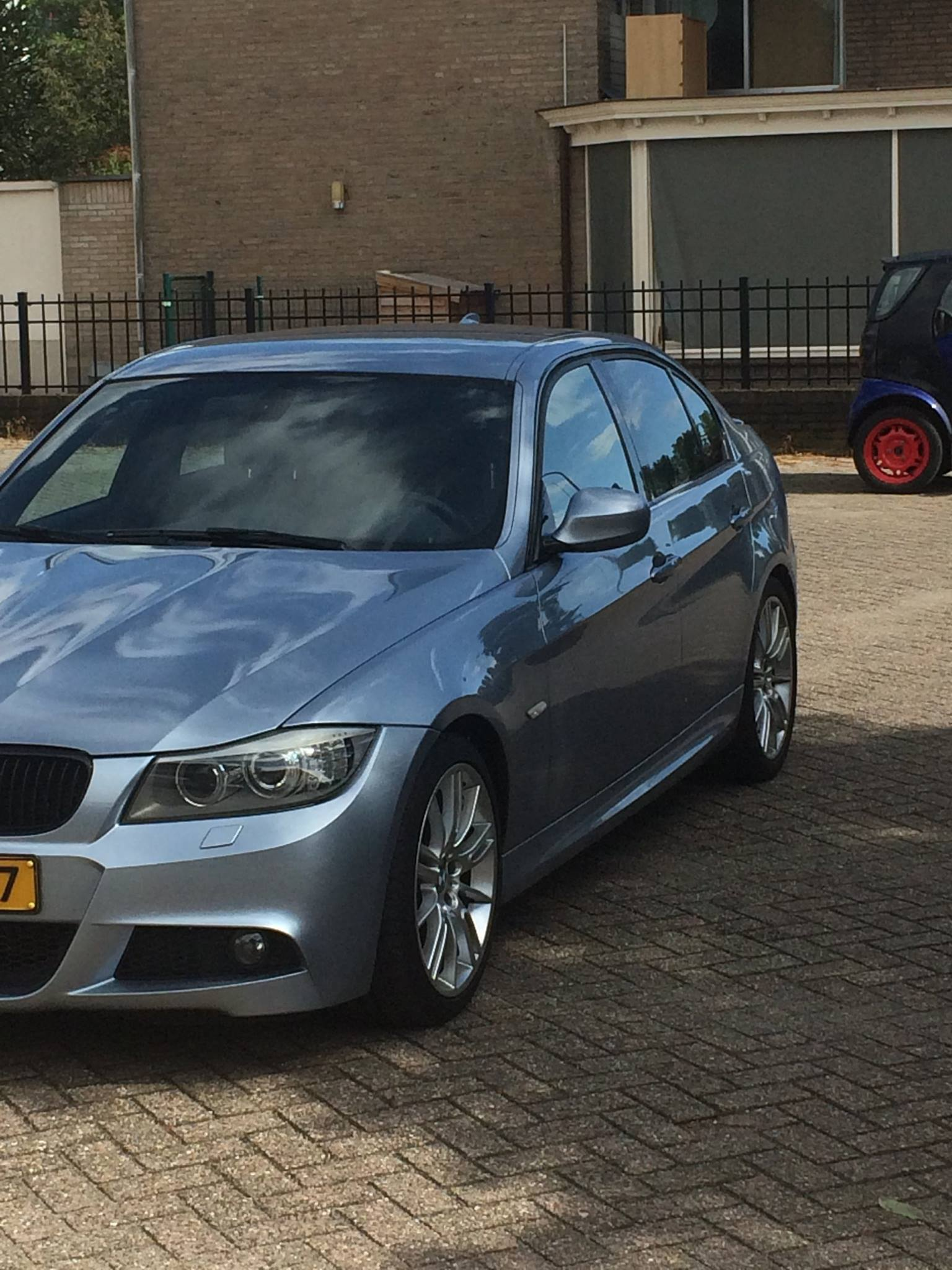 BMW 3 aankoop