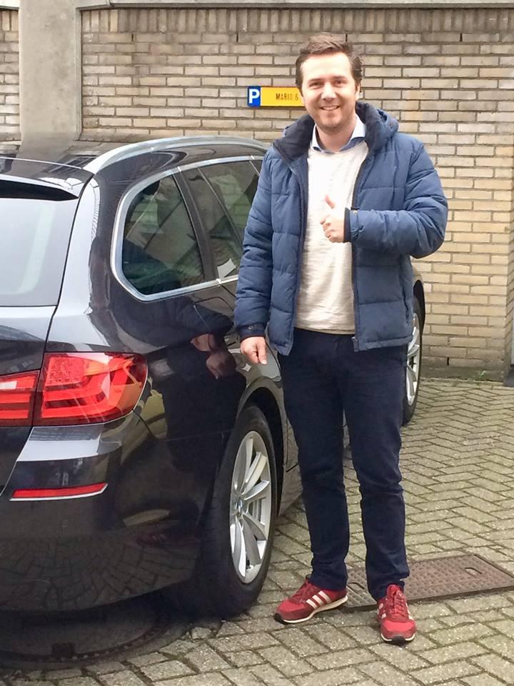 BMW 5 serie aankoop
