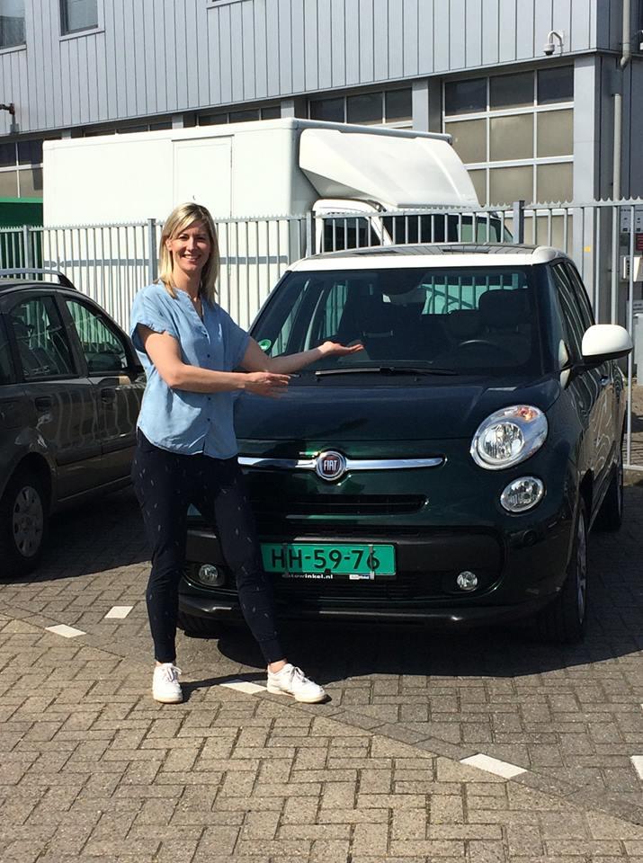 Fiat 500 Living aankoop