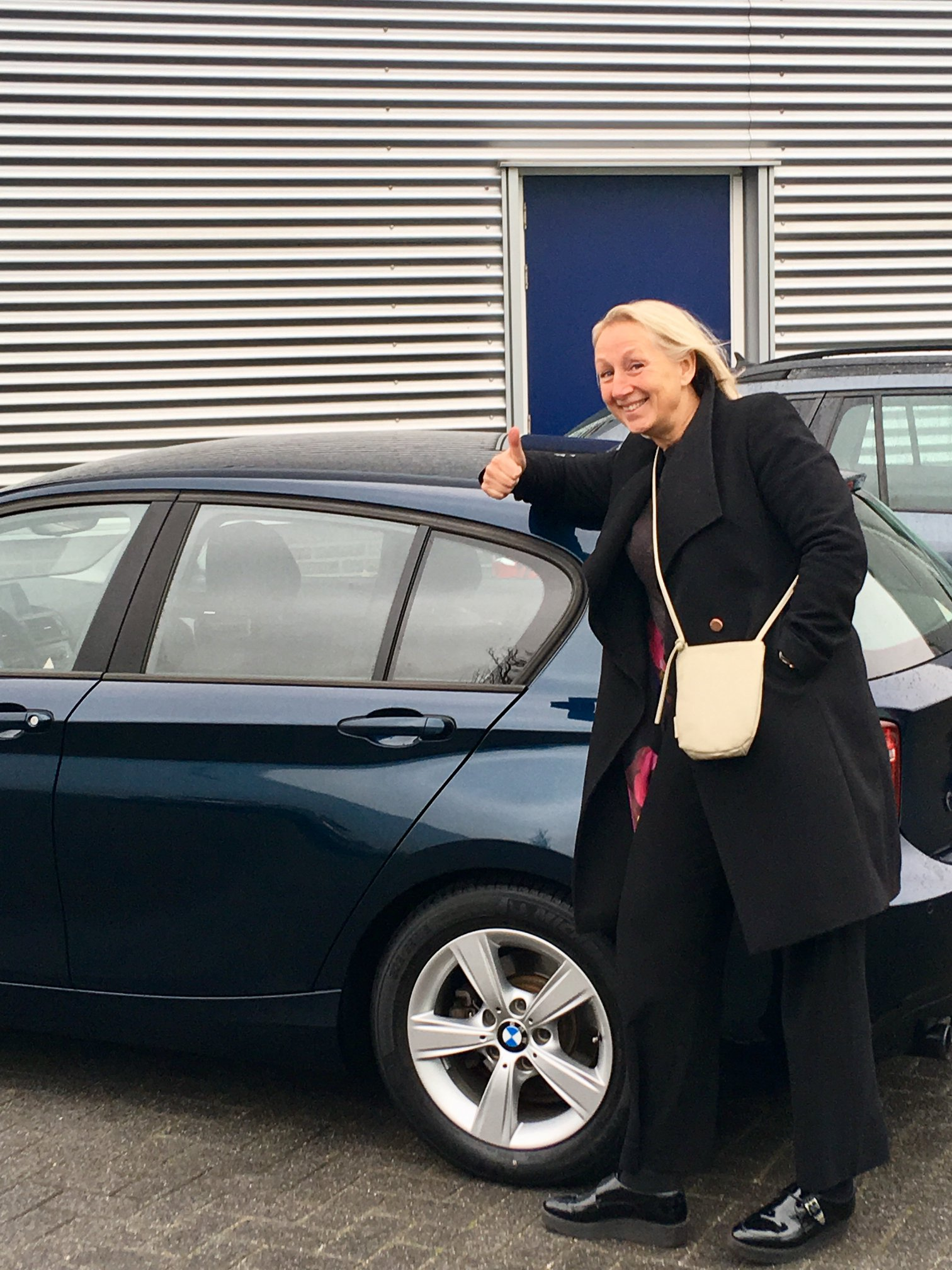 BMW 1 aankoop