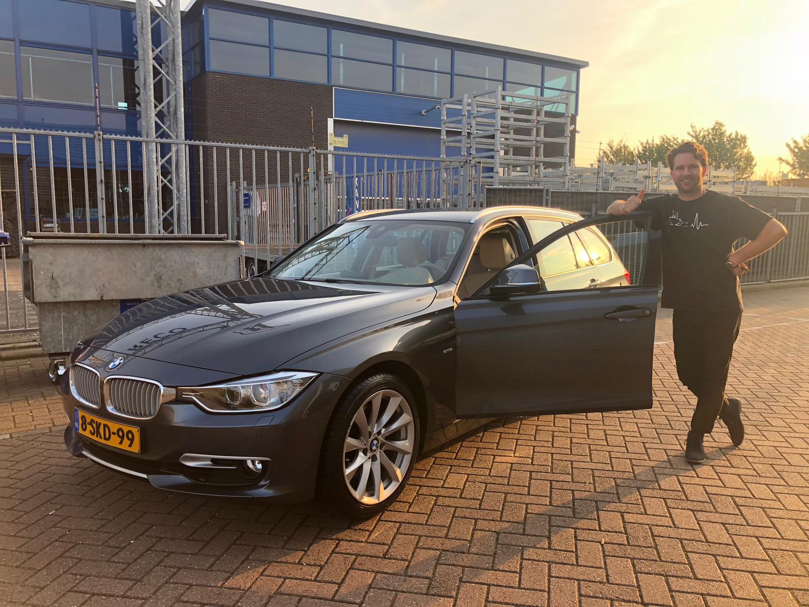 BMW 330d aankoop