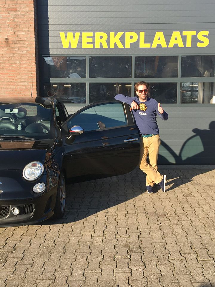 Fiat 595 Abarth aankoop
