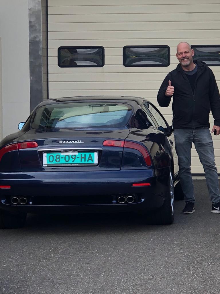 Maserati 3200GT aankoop