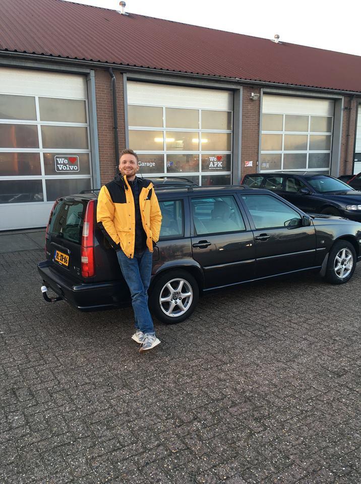 Volvo V70 youngtimer aankoop