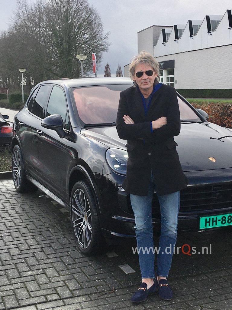 Porsche Cayenne aankoop